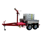 EF11350 Single Tote Trailer
