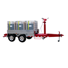 EF11790 Triple Tote Trailer