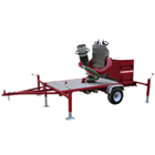 CHFMT2 2000 GPM High-Flow Monitor Trailer